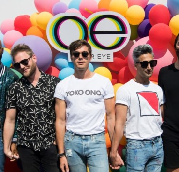 """Netflix's """"Queer Eye"""" Celebrates 4 Emmy Nominations With GLSEN"""