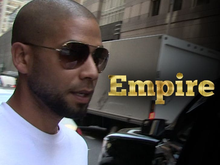 'Empire' Cast Members Feel Betrayed by Jussie Smollett, Want Him Fired 1