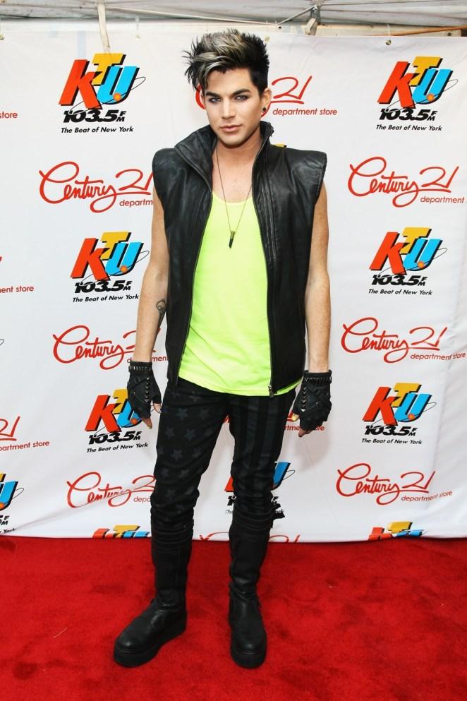 Adam Lambert 103.5 KTU's KTUphoria