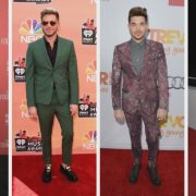 Adam Lambert's Red Carpet Looks Through the Years