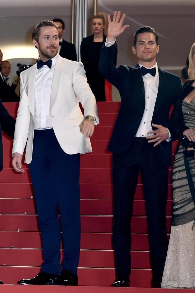 "Matt Bomer ""The Nice Guys"" - Red Carpet Arrivals - The 69th Annual Cannes Film Festival"