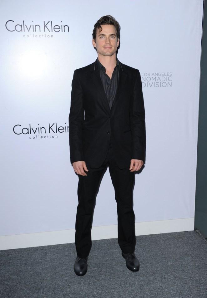 Matt Bomer Calvin Klein Collection & LAND's 1st Annual Celebration For ALAC