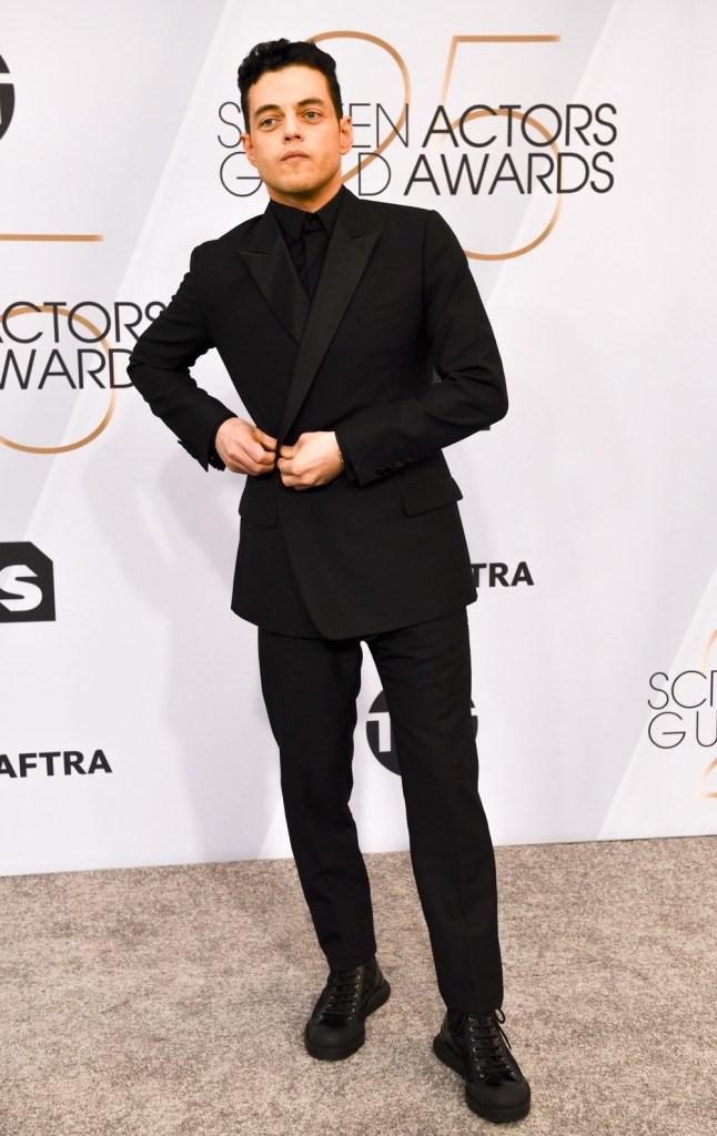 Rami Malek 25th Annual Screen ActorsGuild Awards - Arrivals