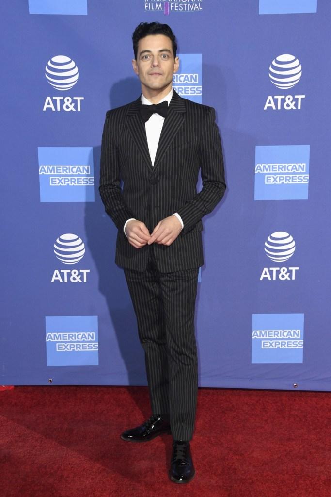 Rami Malek 30th Annual Palm Springs International Film Festival Film Awards Gala - Arrivals