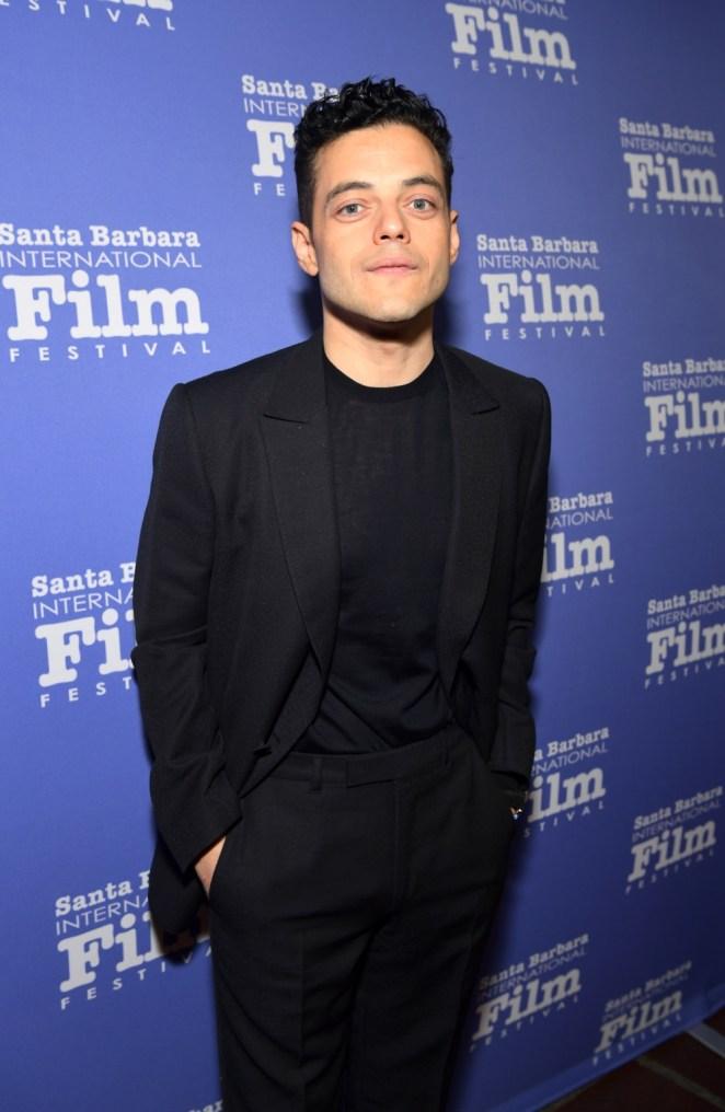 Rami Malek 34th Santa Barbara International Film Festival - Outstanding Performer Award Honoring Rami Malek