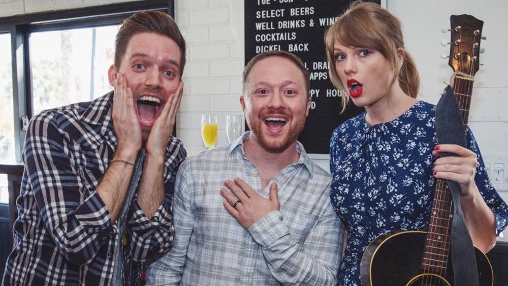 Taylor Swift Alexander Goldschmidt Ross Girard