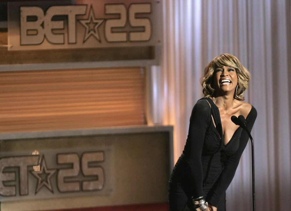 Whitney Houston CA: 25 Strong: The BET Silver Anniversary Celebration