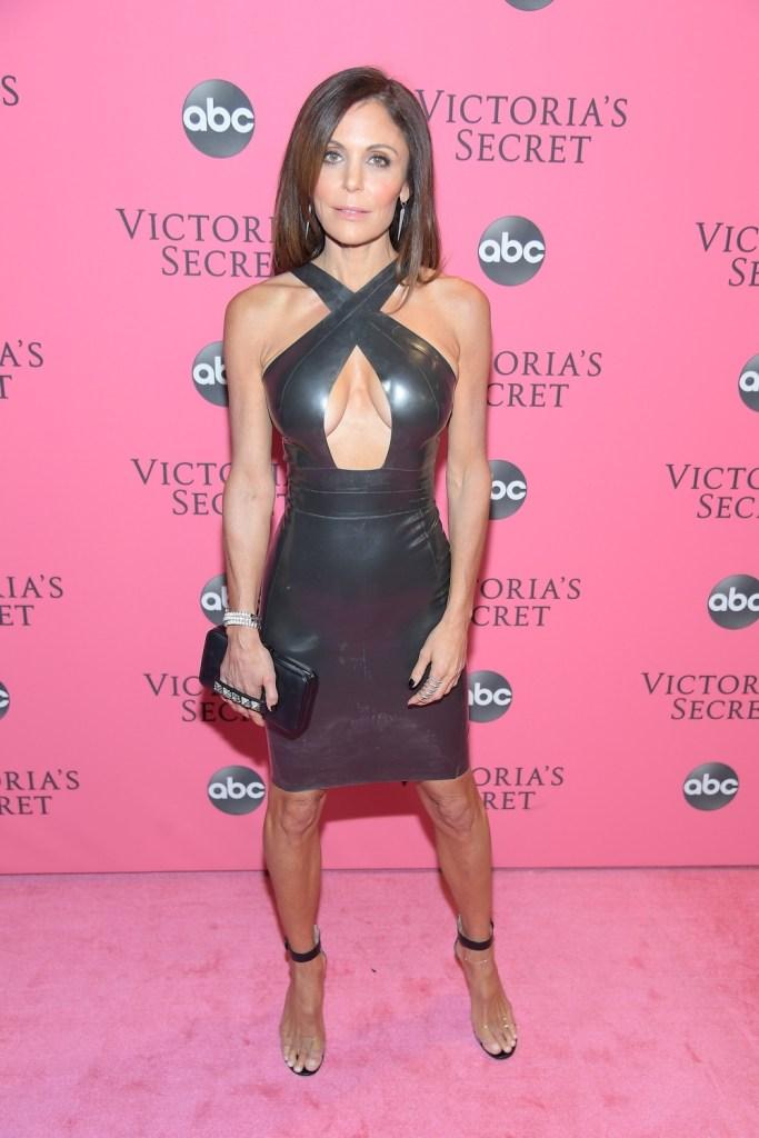 Bethenny Frankel 2018 Victoria's Secret Fashion Show - Arrivals