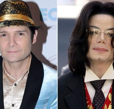 Corey Feldman says he can 'no longer defend' Michael Jackson 1