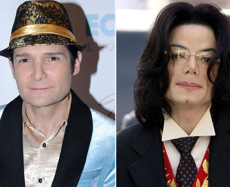 Corey Feldman says he can 'no longer defend' Michael Jackson 1