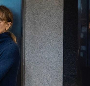 Felicity Huffman UNIVERSITY-CORRUPTION