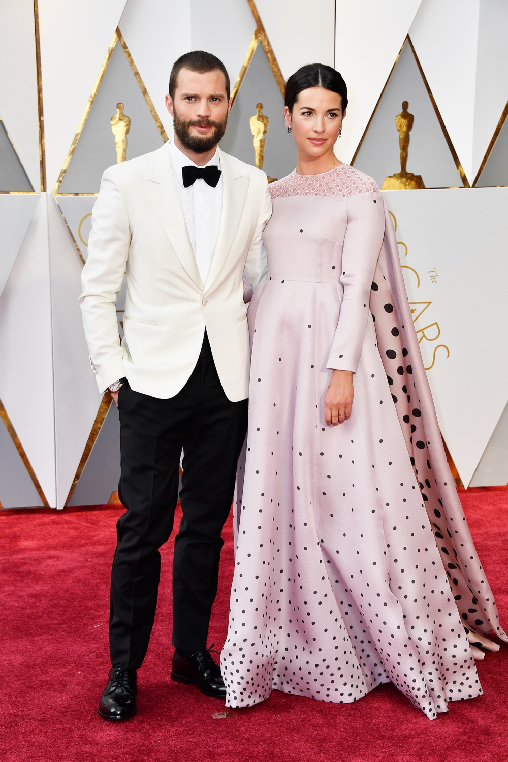 Jamie Dornan 89th Annual Academy Awards - Arrivals