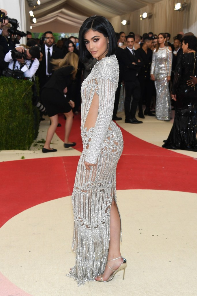 """Kylie Jenner """"Manus x Machina: Fashion In An Age Of Technology"""" Costume Institute Gala - Arrivals"""