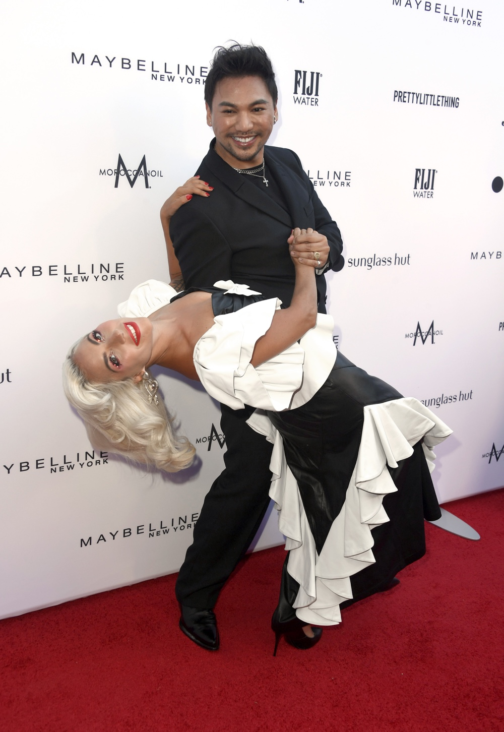 Lady Gaga The Daily Front Row Fashion LA Awards 2019 - Inside