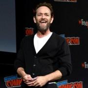 Luke Perry New York Comic Con 2018 - Day 4
