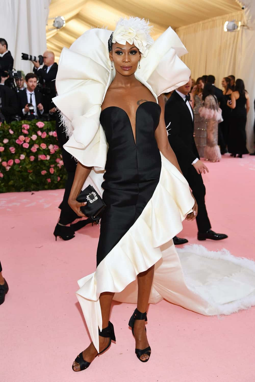 Dominique Jackson The 2019 Met Gala Celebrating Camp: Notes on Fashion - Arrivals