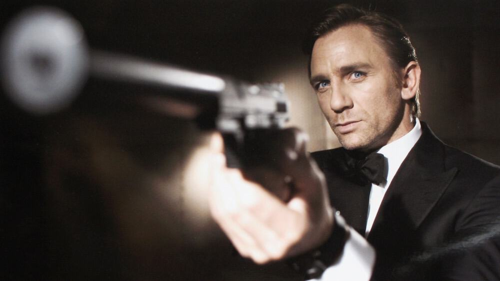 """New """"Casino Royale"""" James Bond Is Unveiled"""