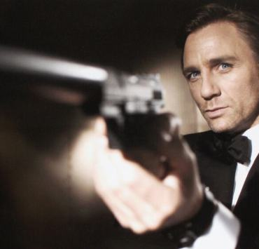 "New ""Casino Royale"" James Bond Is Unveiled"