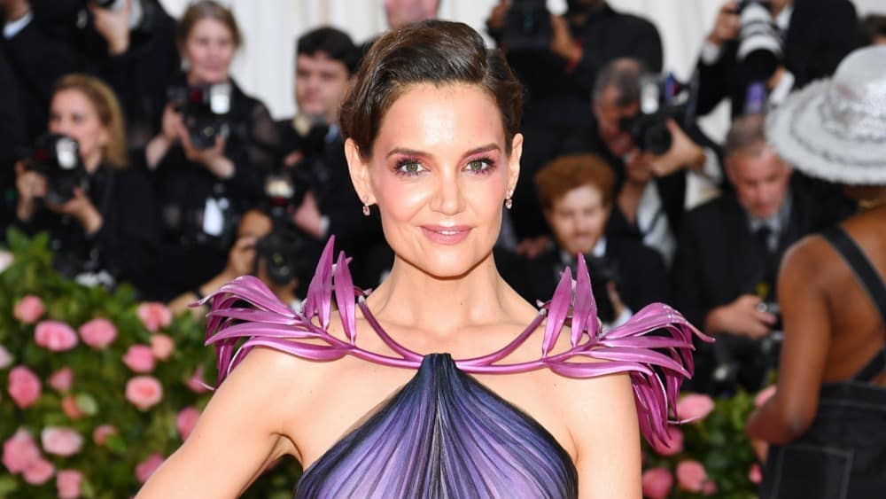 Katie Holmes The 2019 Met Gala Celebrating Camp: Notes on Fashion - Arrivals