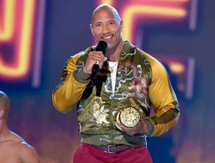 Dwayne Johnson Gives Moving Speech at 2019 MTV Movie and TV Awards — WATCH 3
