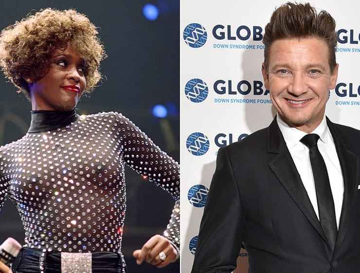 Obsessed: New Music From Whitney Houston and Jeremy Renner! — LISTEN 1