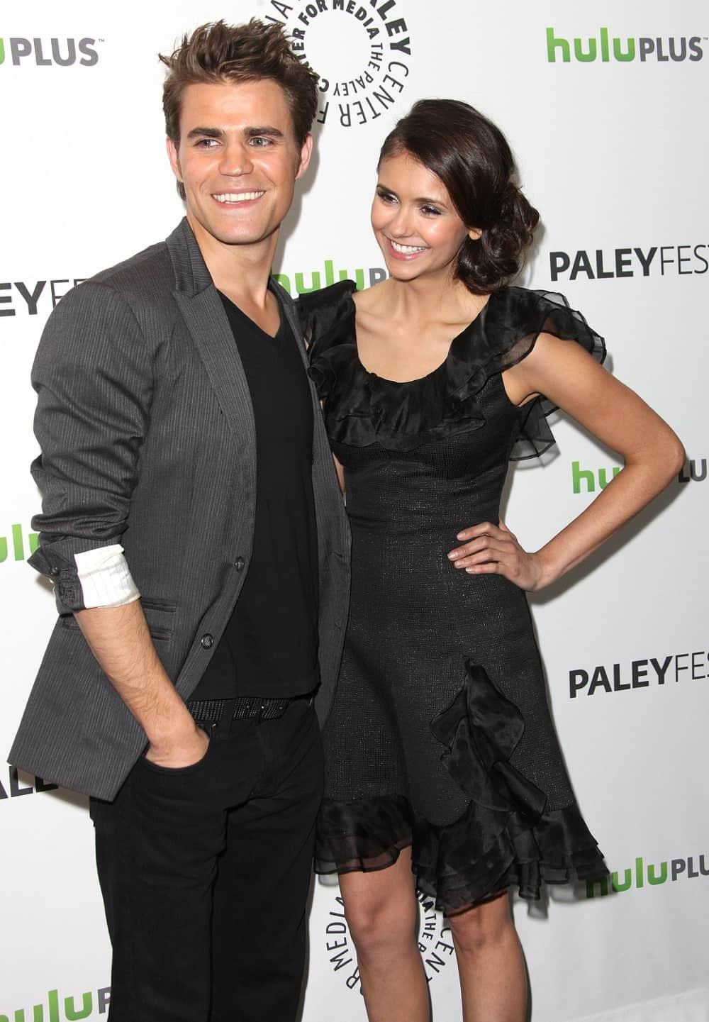 "The Paley Center For Media's PaleyFest 2012 Honoring ""The Vampire Diaries"""