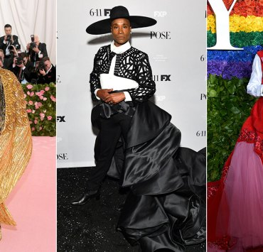 Billy Porter's 2019 Red Carpet Moments