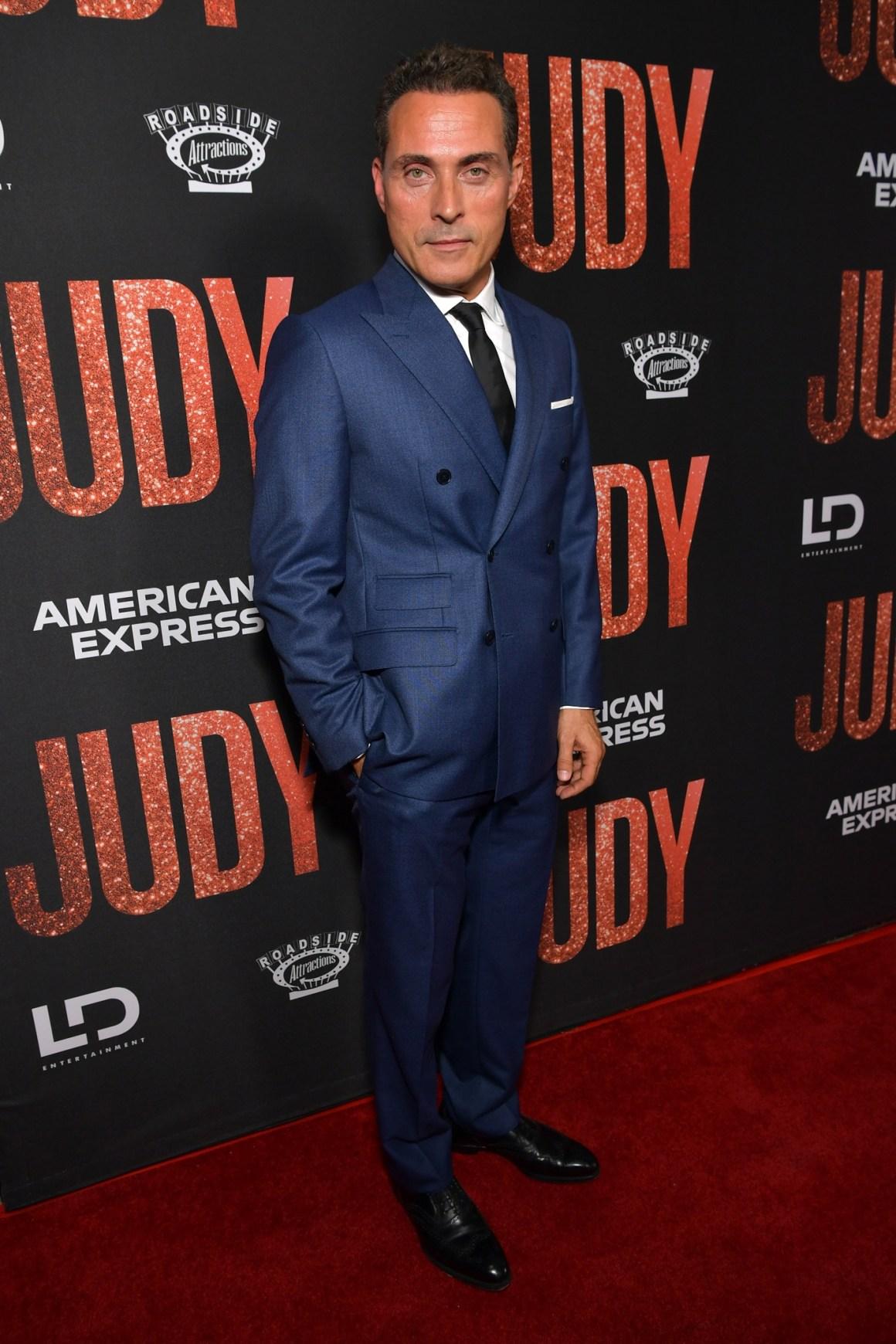 "LA Premiere Of Roadside Attraction's ""Judy"" - Red Carpet"