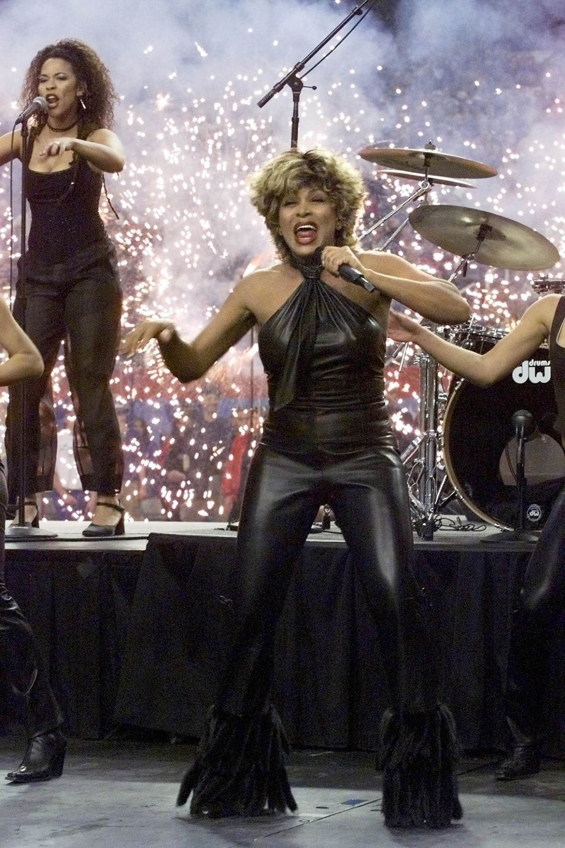 Tina Turner Will Not Be Forgiving Ike Turner 1