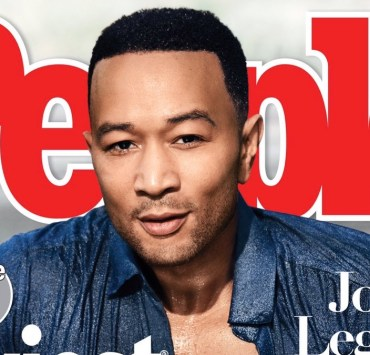 John Legend Named People's Sexiest Man Alive