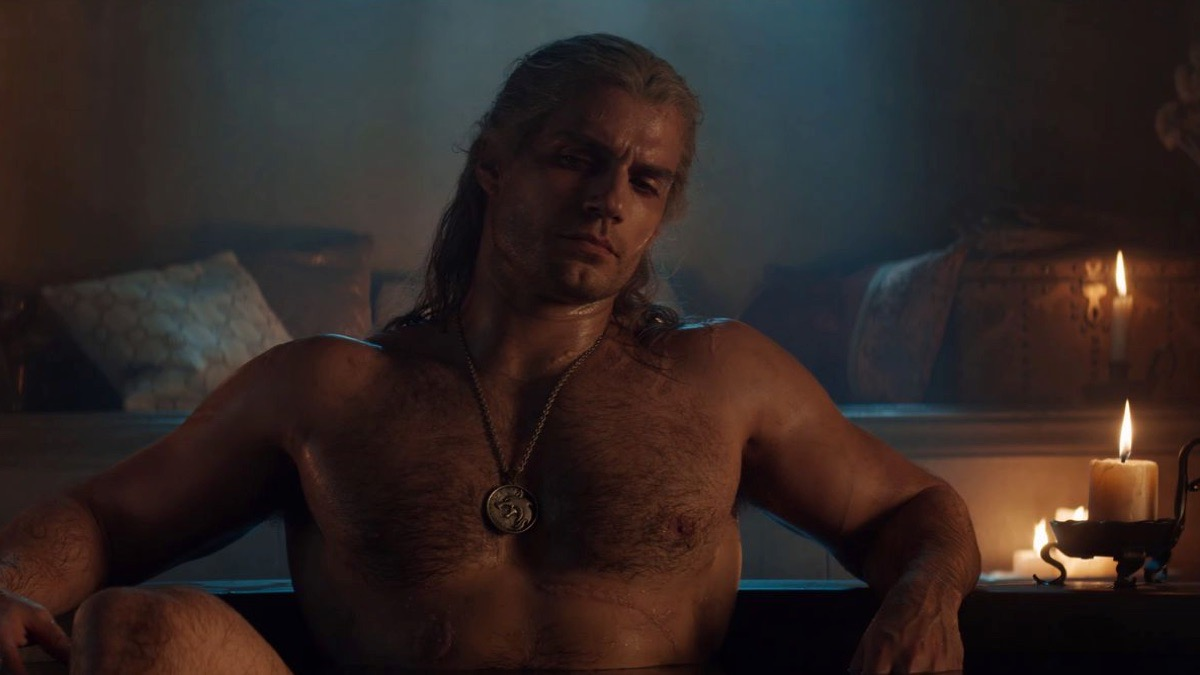 Henry Cavill's The Witcher