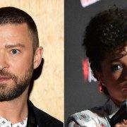 Justin Timberlake Alisha Wainright
