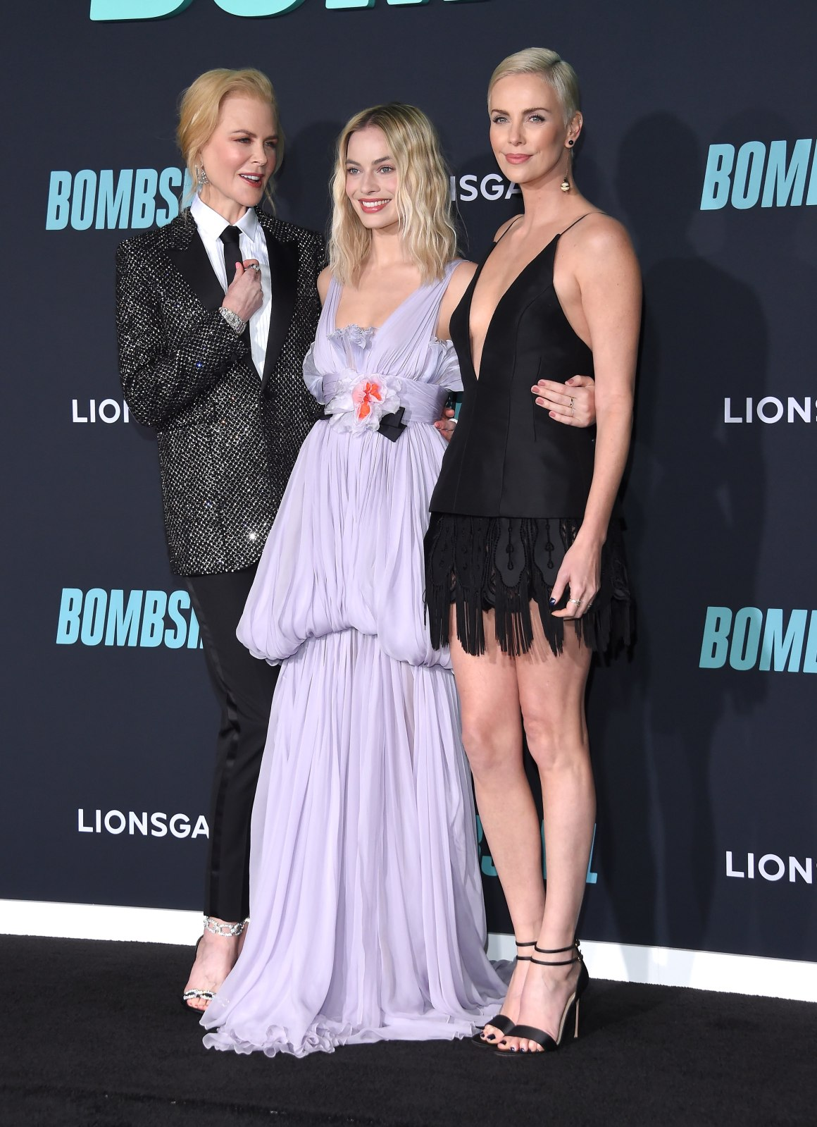 The Bombshell Premiere