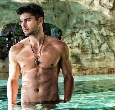 Male Model Monday Charlie Matthews