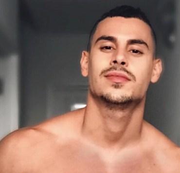 Instagram Hottie Javier Martín