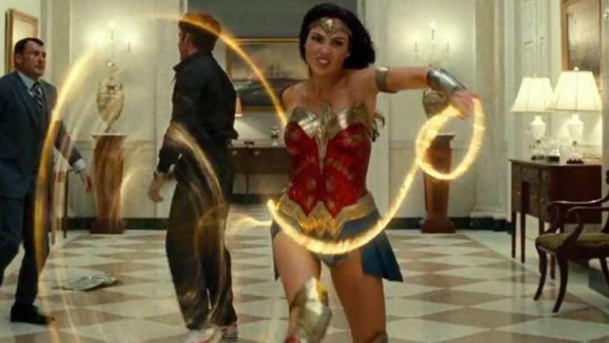 Wonder Woman 1984 Teaser Trailer