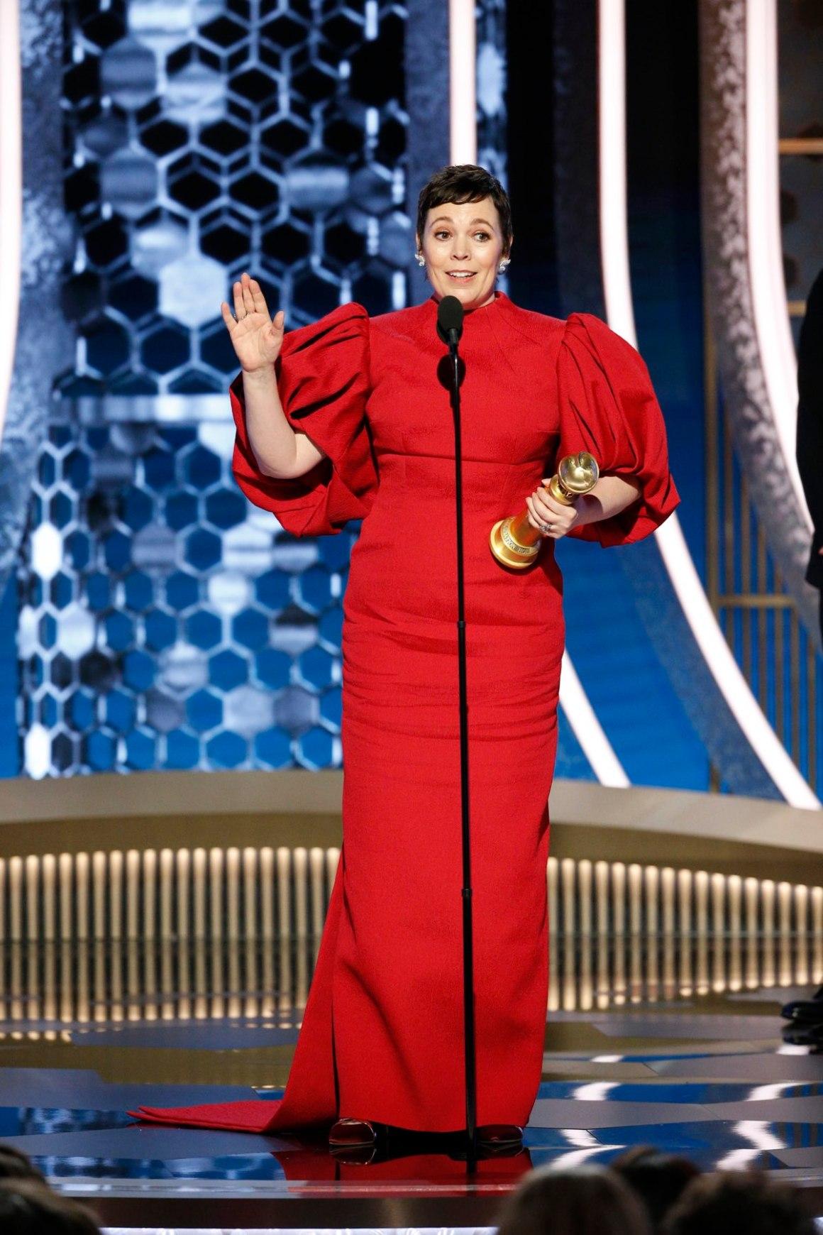 "NBC's ""77th Annual Golden Globe Awards"" - Show"