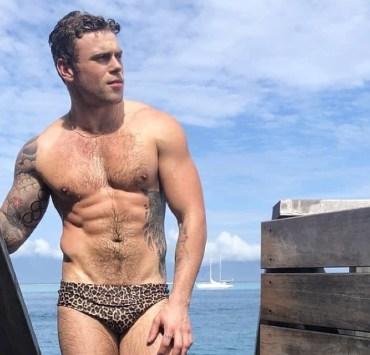 Gus Kenworthy Bathing Suit
