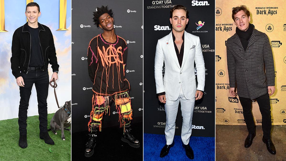 Red Carpet Recap: Tom Holland, Lil Nas X, Dacre Montgomery, Tyler Cameron,
