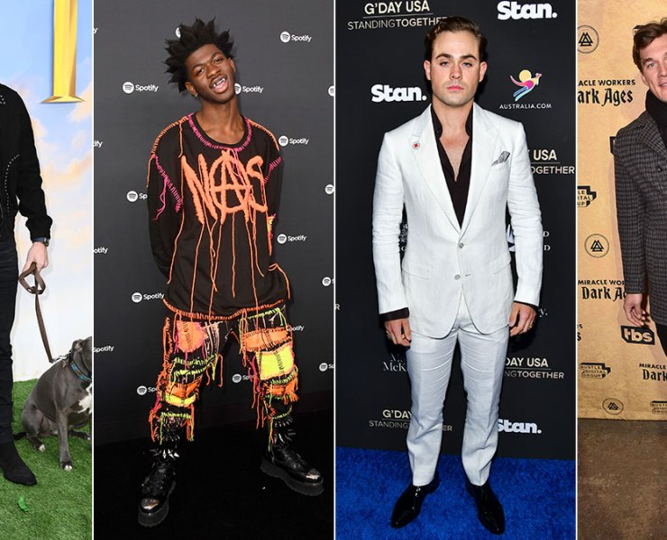 Red Carpet Recap: Tom Holland, Lil Nas X, Dacre Montgomery, Tyler Cameron,