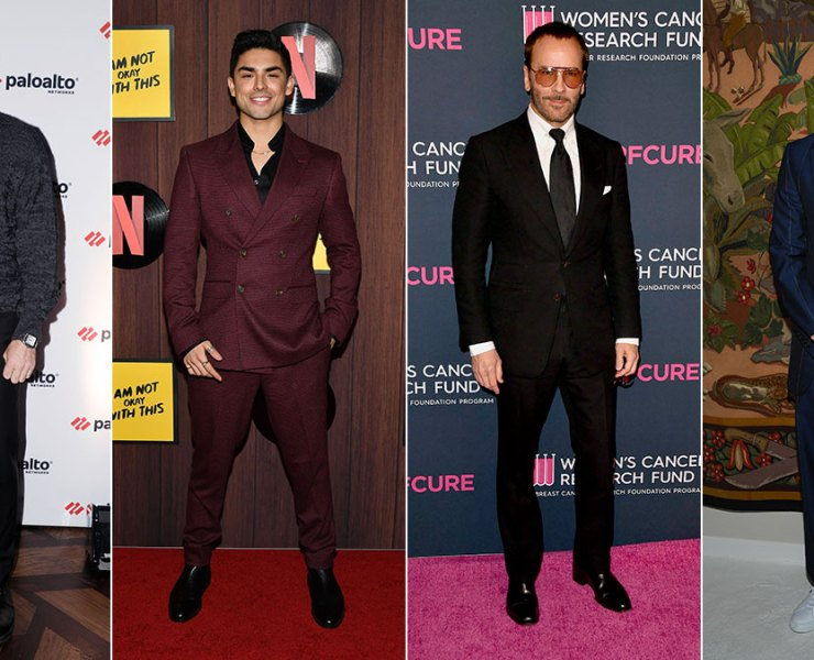 Red Carpet Recap: Jake Gyllenhaal, Diego Tinoco, Tom Ford, Tyga
