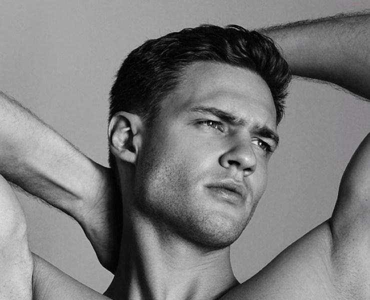 Model Tobias Reuter