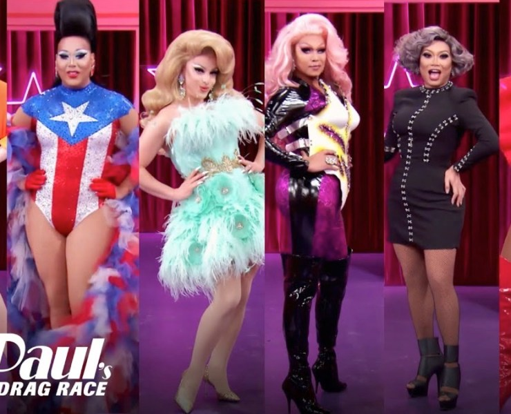 RuPauls Drag Race All-Stars Season 5