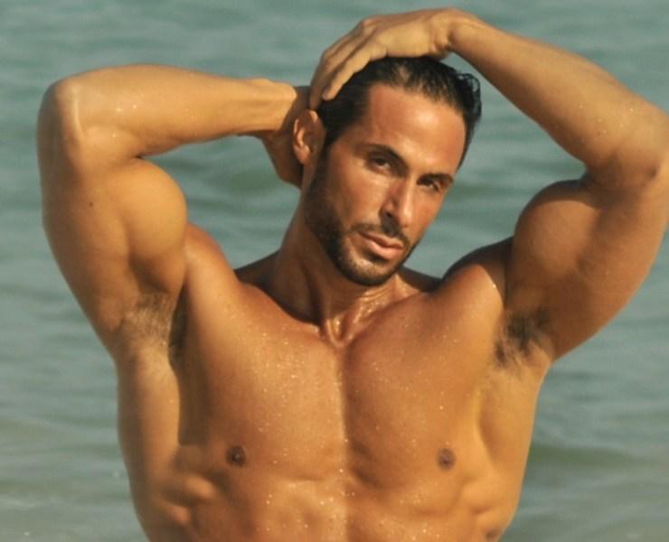 Model Anthony Catanzaro