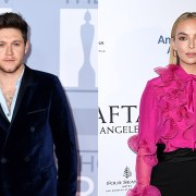 Niall Horan and Jodie Comer