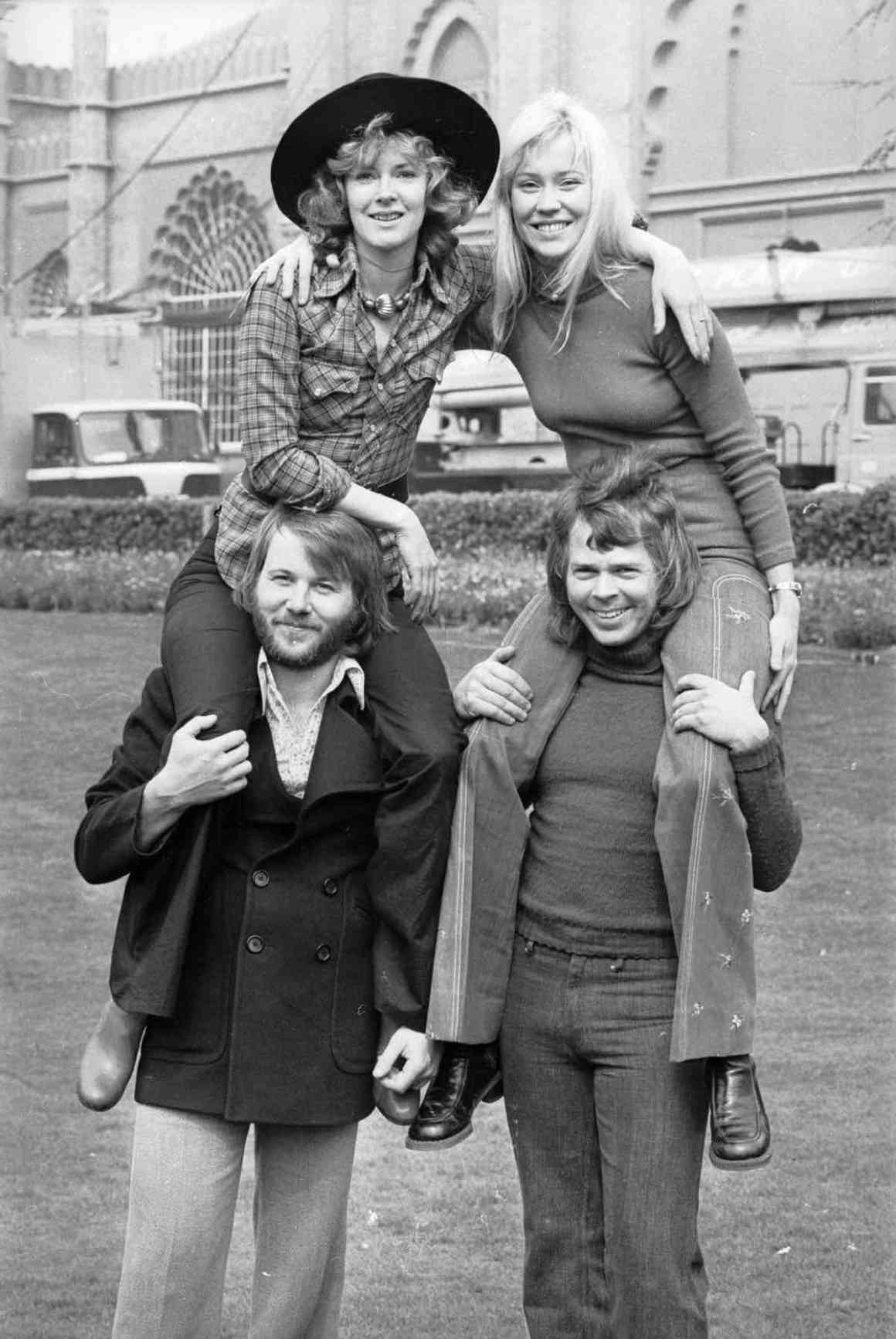 Abba In Brighton