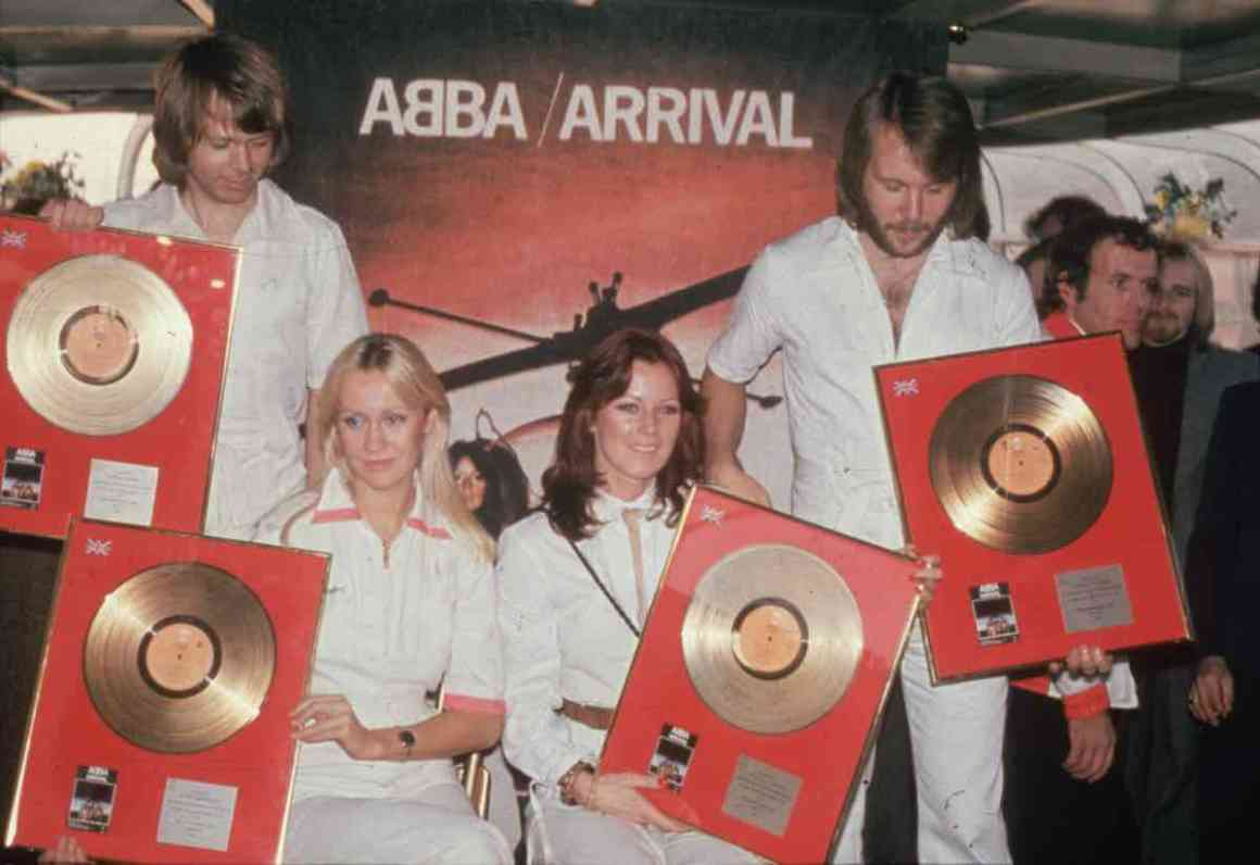 Golden Abba