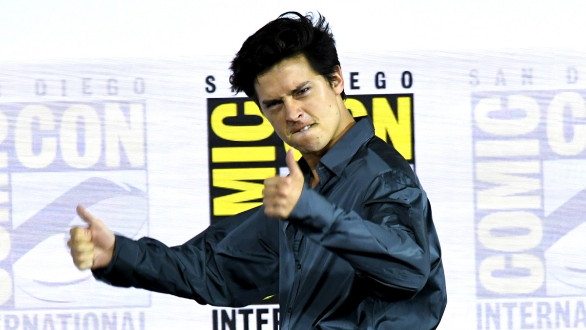 """Cole Sprouse 2019 Comic-Con International - """"Riverdale"""" Special Video Presentation And Q&A"""