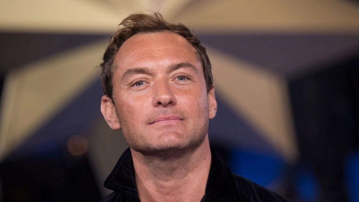 "Jude Law ""Captain Marvel European Gala"" - Red Carpet Arrivals"