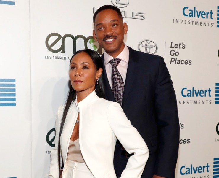 Jada Pinkett Smith and Will Smith Environmental Media Association Hosts Its 26th Annual EMA Awards Presented By Toyota, Lexus And Calvert - Red Carpet